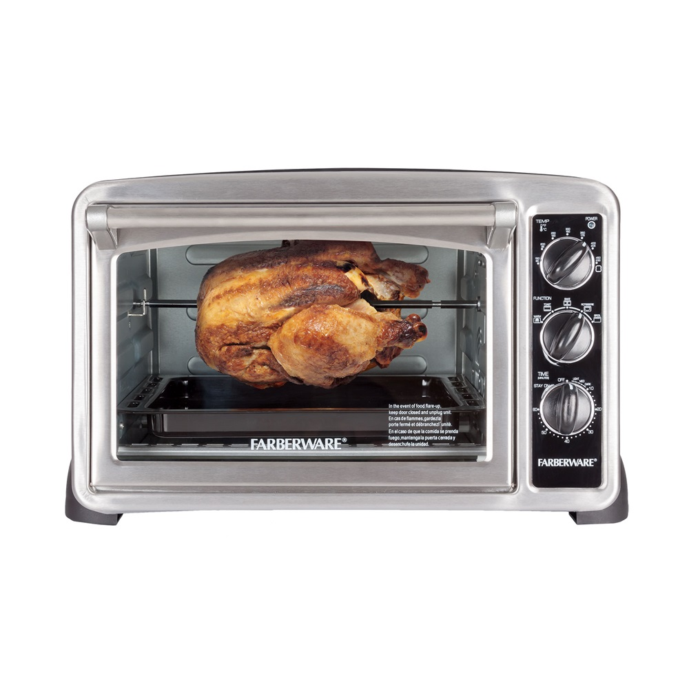 Food Network Countertop Convection Oven Manual : Countertop Convection Oven Farberware