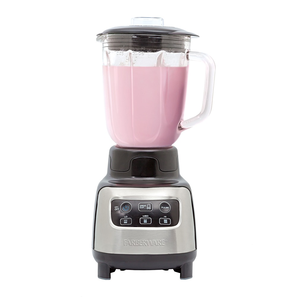 4-Speed Digital Blender with Single Serve Cup | Farberware