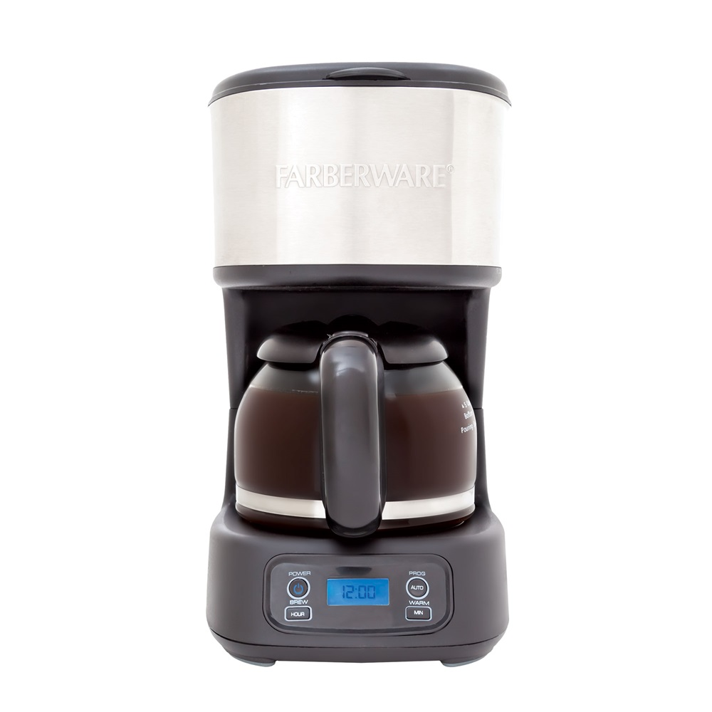 The Best Coffee Maker Coffee And Tea Maker Farberware