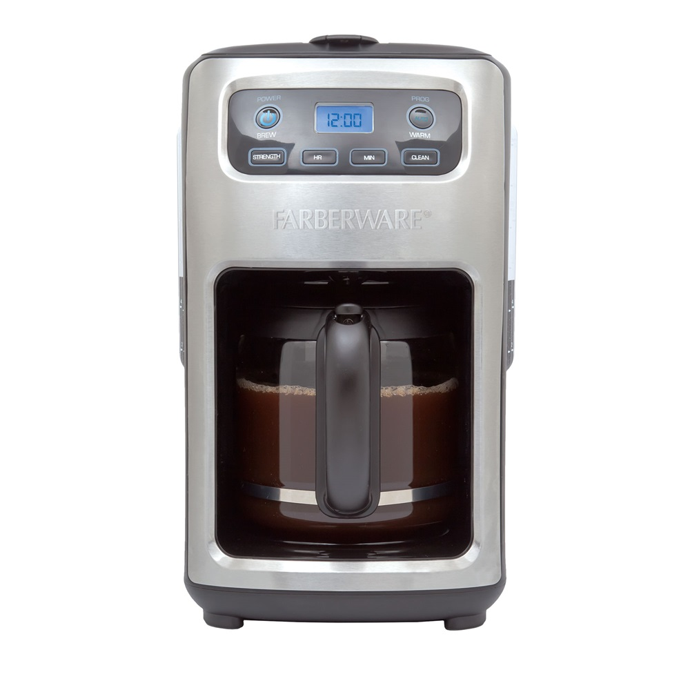 Farberware Coffee Maker Cleaning : The Best Coffee Maker Coffee and Tea Maker Farberware Coffee Maker