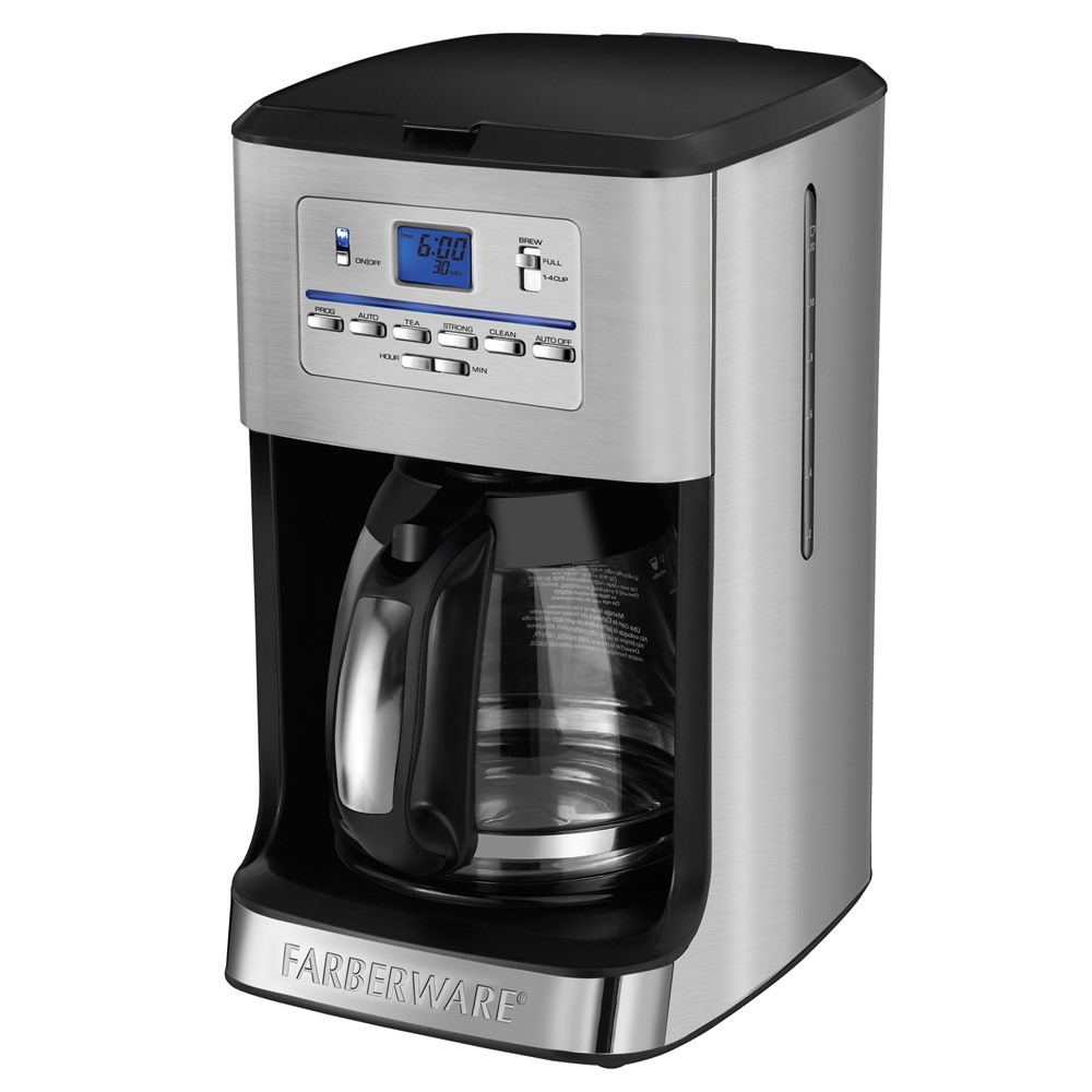 Farberware Coffee Maker Cleaning : The Best Coffee Maker Coffee and Tea Maker Farberware CM3000S