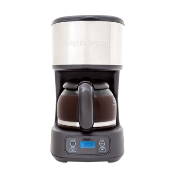 black and decker 5 cup coffee maker manual