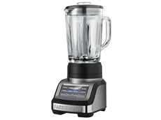 Top Rated Blender Best Smoothie Blender that Crushes Ice | Farberware 10-Speed Blender with Preprogrammed Settings BL3000FBS